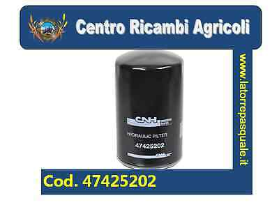 47425202 OIL FILTER HYDRAULIC ORIGINAL CNH TRACTOR NEW HOLLAND ex 1909130