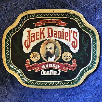Jack Daniels Tennessee Whiskey Tray Beer Tray