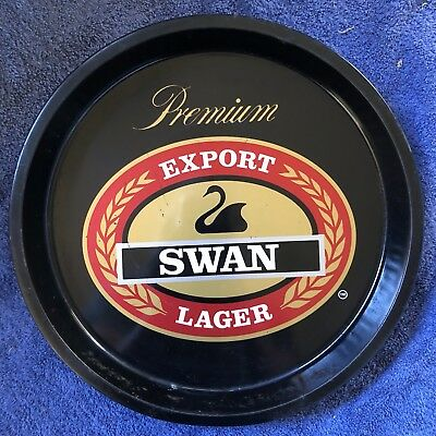 Swan Lager Beer Tray