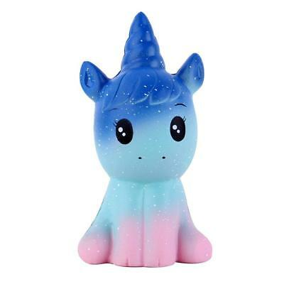 """Anboor 4.9"""" Squishies Unicorn Horse Kawaii Soft Slow Rising Scented Animal..."""