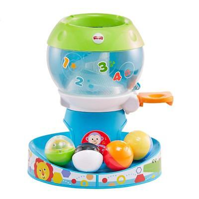 Fisher-Price Baby Go Swirl 'n Tunes Gumball n, Multi Color