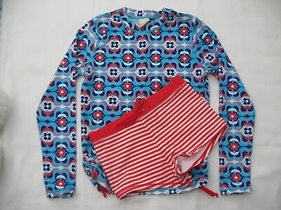 Girls Sz 12 Young Hearts Swimmers  Exc Cond