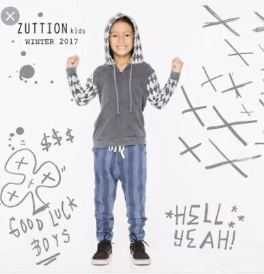 Zuttion Slouch Pants Size 5 Brand New With Tags