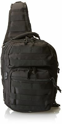 Mil-Tec Police Assault Backpack One Strap Tactical Sling Small MOLLE Daypack Arm
