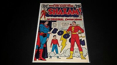 Shazam! #1 - DC Comics - February 1973 - 1st Print - Superman