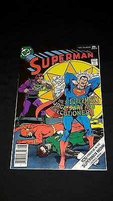 Superman #314 - DC Comics - August 1977 - 1st Print