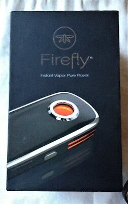 Firefly Vaporizer, Hardly Used, Excellent Product, Bargain !!
