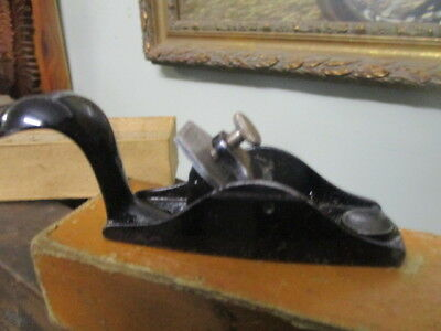 Boxed Stanley USA No.100 Block Plane---more listed
