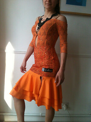 Beautiful Latin Dress for competitions