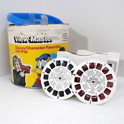 Gaf View-Master Gift Pack Made in USA  #415