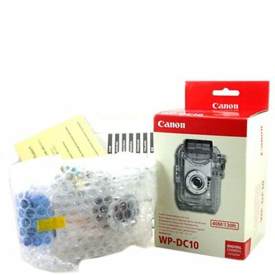 Canon WP-DC10 Carcasa Sumergible Underwater Waterproof Case Powershot SD100 SD11