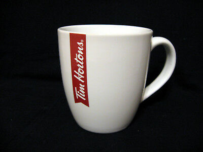 Tim Horton's Coffee Cup Mug with Red Banner 2017