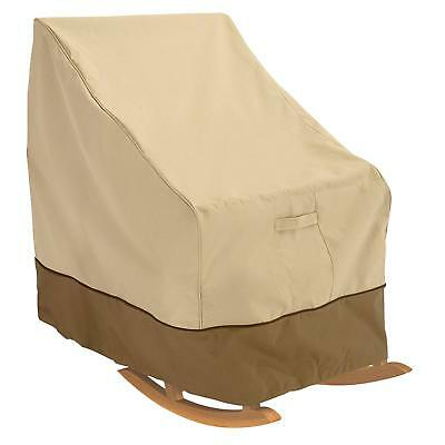 Classic Accessories Veranda Patio Rocking Chair Cover - Durable and Water Cover,
