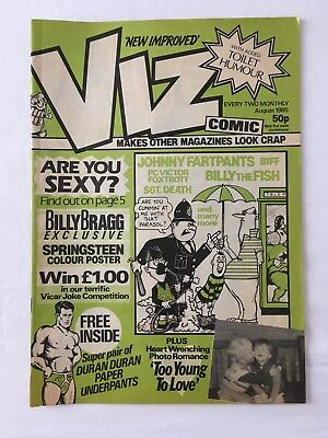 Viz Comic 13 Excellent Condition
