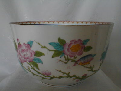 Wedgwood Cuckoo X7655 Antique Slop Sugar Bowl Fine Bone China