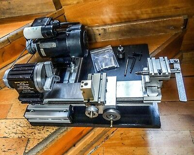 Taig Micro Lathe ll , small model engineering, watchmakers , Lathe