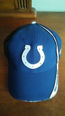 Indianapolis Colts Training Camp Hat - 2010