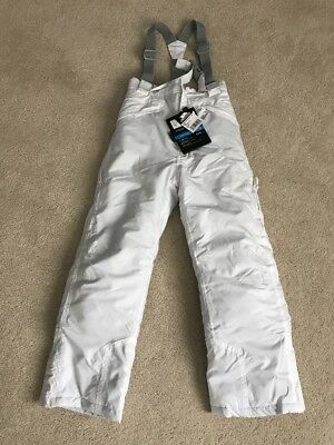 Trespass Kids Ski Pants BNWT Salopettes Age 7-8yrs