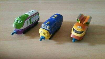 3 Chuggington Loks
