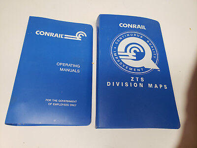 Conrail Operating Manuals