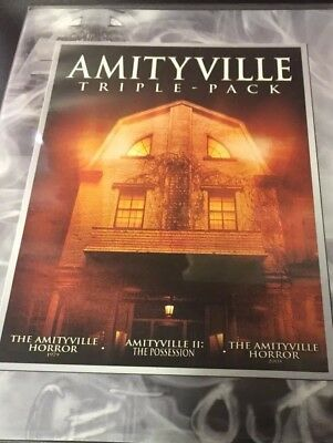 Amityville Triple Pack (Triple Feature) (Dvd)