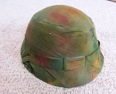 European Army Helmet with Cover