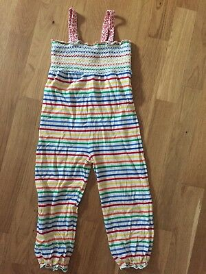 Littlebird By Jools Oliver Jumpsuit All In One Stripe Retro Girls 3-4 Years