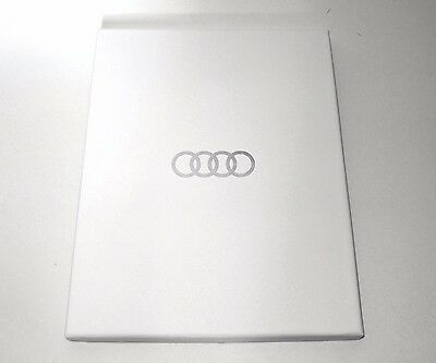 Audi Gift Box White 11 1/2 x 9 inches NEW! Great for gifts, keeping your papers!
