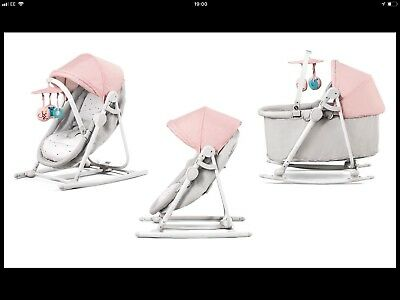 5 In 1 Baby Kindercraft Cradle Chair