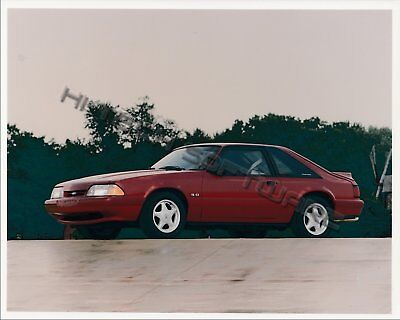 1992 Mustang ORIGINAL Factory Photo from Ford