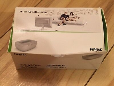 Phonak TV Link II Base Station (Use with ComPilot)