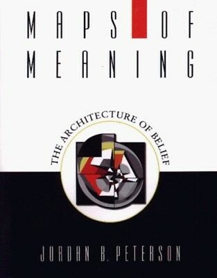 Maps of Meaning: The Architecture of Belief By Jourdan B Peterson **iBook**