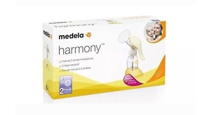 medela harmony breast pump For New Born Babies Whole Set