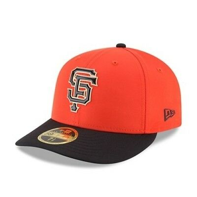 San Francisco Giants MLB Low Profile 59FIFTY Cap - New w/Tags -Top Quality Brand