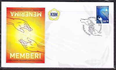 Indonesia 2006 Members  First Day Cover