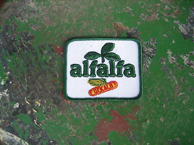 Vintage Dekalb Seed Corn Alfalfa  Patch Sign