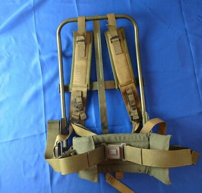 US ALICE Backpack Frame w/ Straps and Kidney Pad Military Issue Pack U.S.