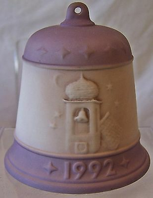 M. J. Hummel Goebel Christmas Bell Series 1992 Final Edition Harmony in 4 Parts