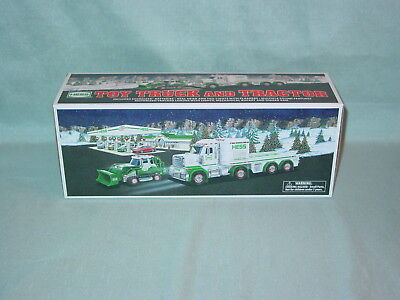 Hess Toy Truck And Tractor 2013  New In The Original Box