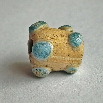 Rare Ancient Roman eye bead