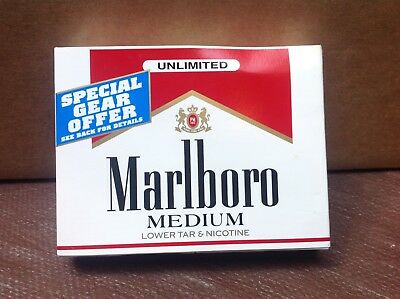 1990s Marlboro Medium Collectors 2 Pack. Unlimited Get The Gear