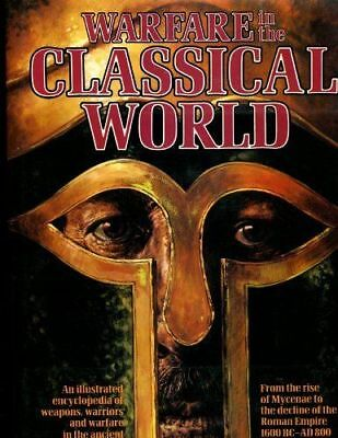 Warfare in the Classical World by John Gibson Warry (1980, Book, Illustrated)