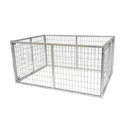 Galvanised Trailer Cage For 6X4 Trailer, 600Mm High
