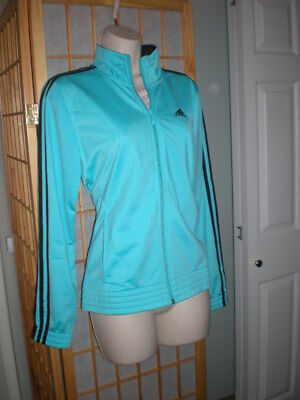 NWT ADIDAS Jacket Workout Blue Size Small  (Saks, Macy's, Nordstorm)