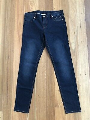 Witchery European Luxe Denim Size 14 New With Tags $129.95