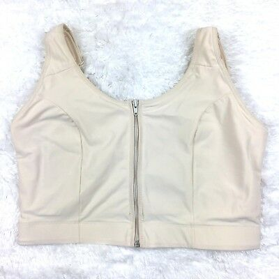 Bellisse Bra Post Surgical Compression Size 36 C/D Lymphedema Mastectomy
