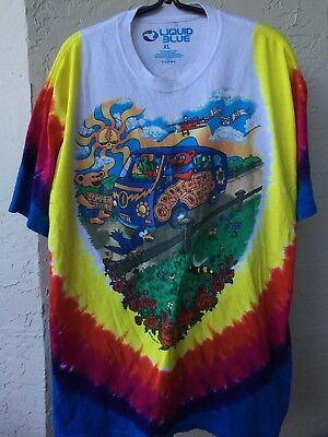 Grateful Dead 1994 The Other One Summer Tour Tie Dye T Shirt Sz Xl