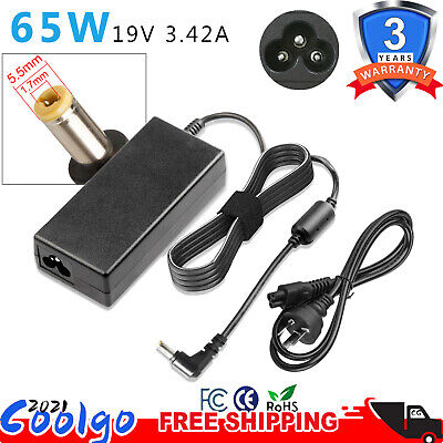 AC Adapter charger Power Supply for Acer Aspire ES1-523 ES1-533 F5-573G Laptop