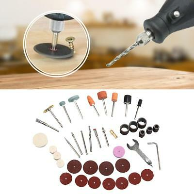 40PCS Electric Grinding Set Rotary Tool Drill Grinder Tool for Milling Polishing