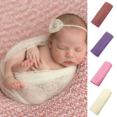 For Newborn Photo Cheesecloth Wraps Baby posing prop Photography Props Hammocks